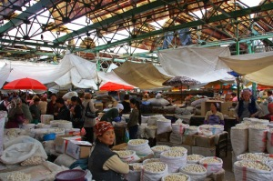 سوق أوش.